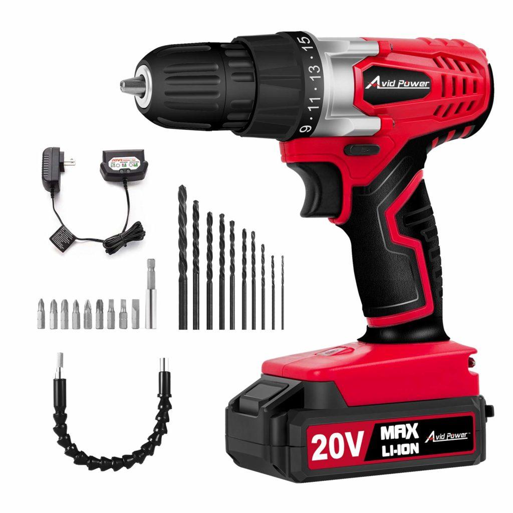 Avid Power Cordless Drill
