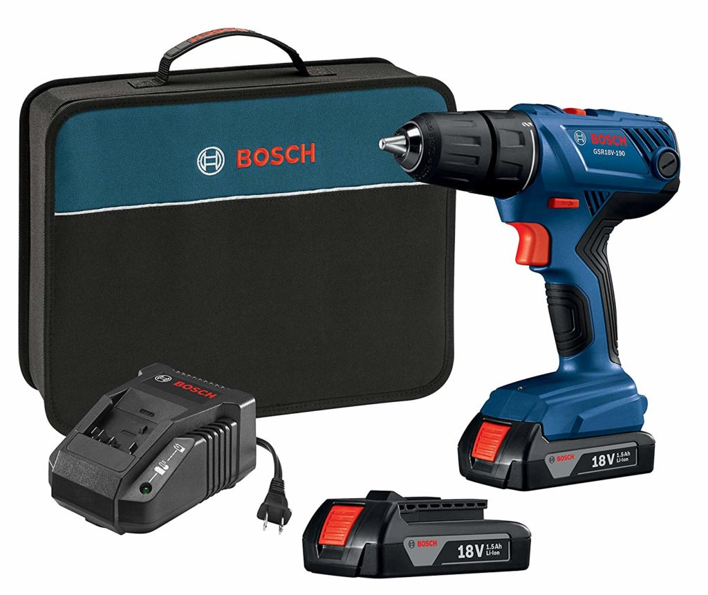 Bosch Drill Driver Kit