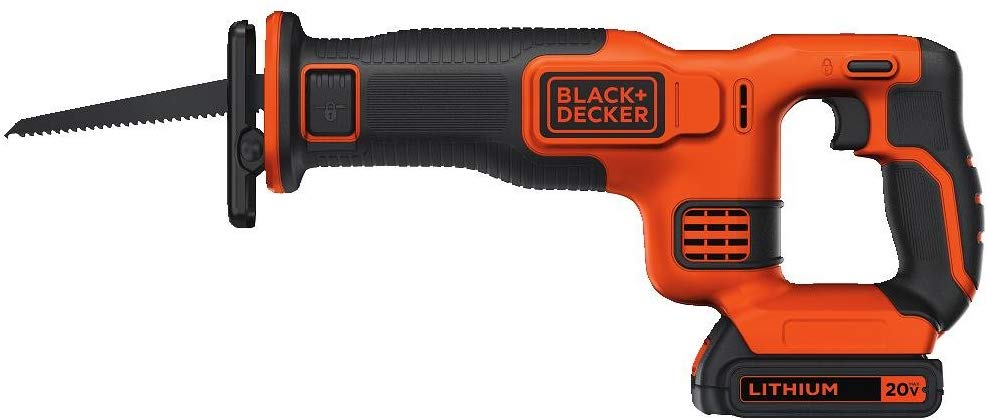 Black + Decker 20V MAX Reciprocating Saw