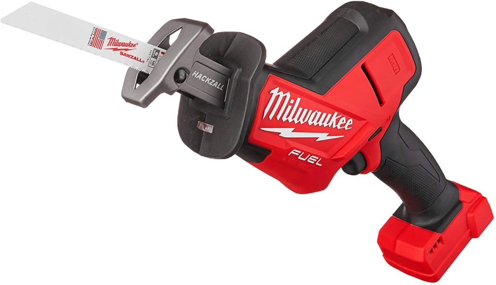 Milwaukee Cordless Reciprocating Saw