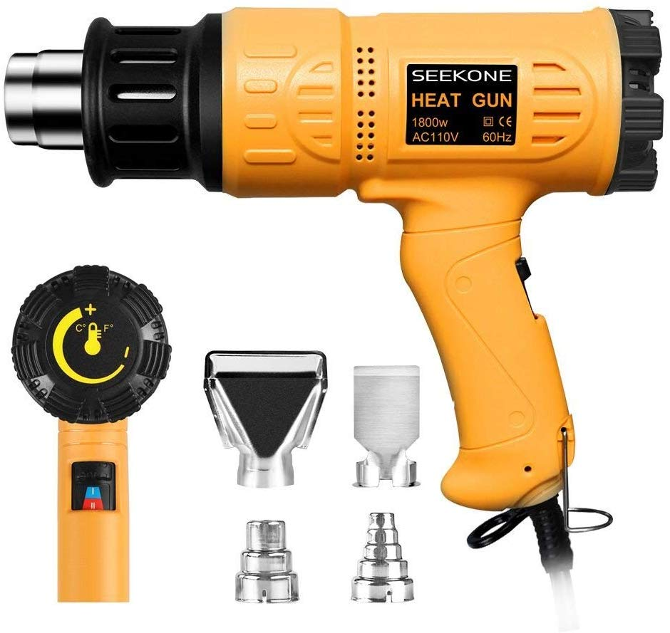Seekone Corded Heat Gun