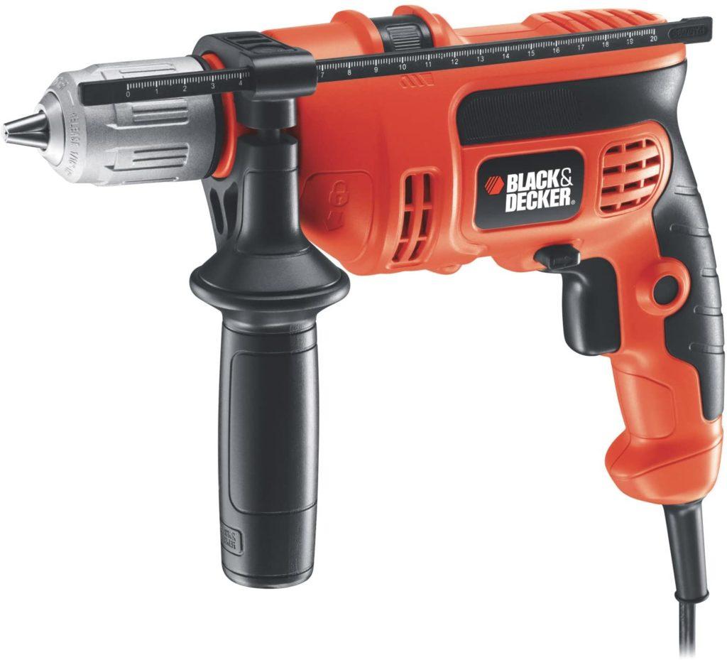 BLACK+DECKER Corded Hammer Drill