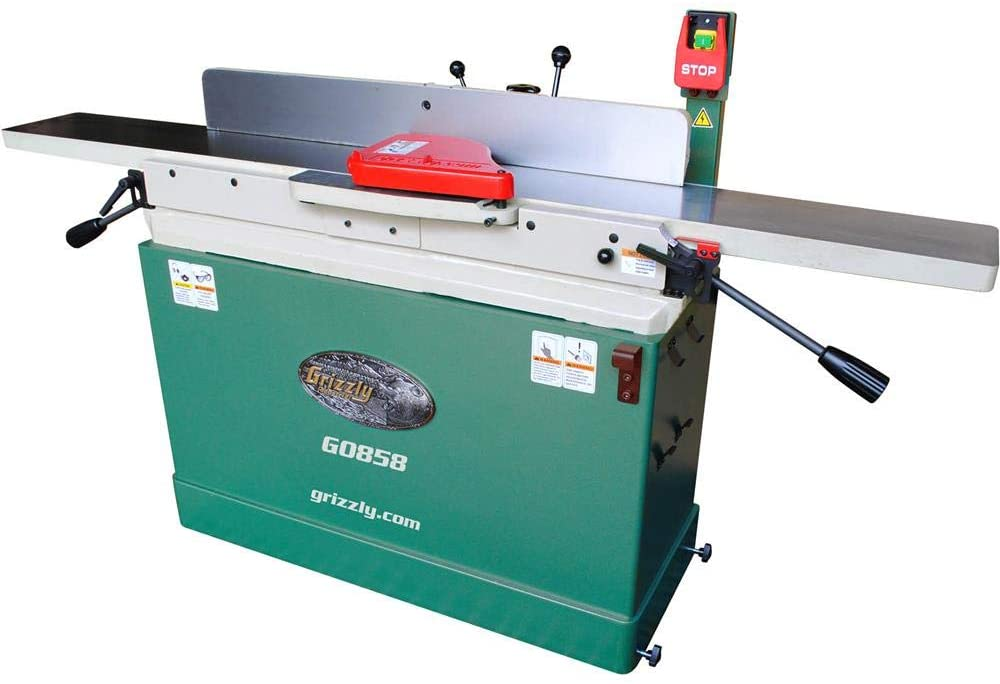 Grizzly Industrial Jointer