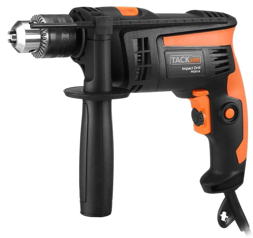 TACKLIFE Corded Hammer Drill