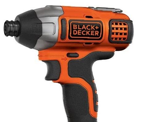 BLACK+DECKER Cordless Impact Driver