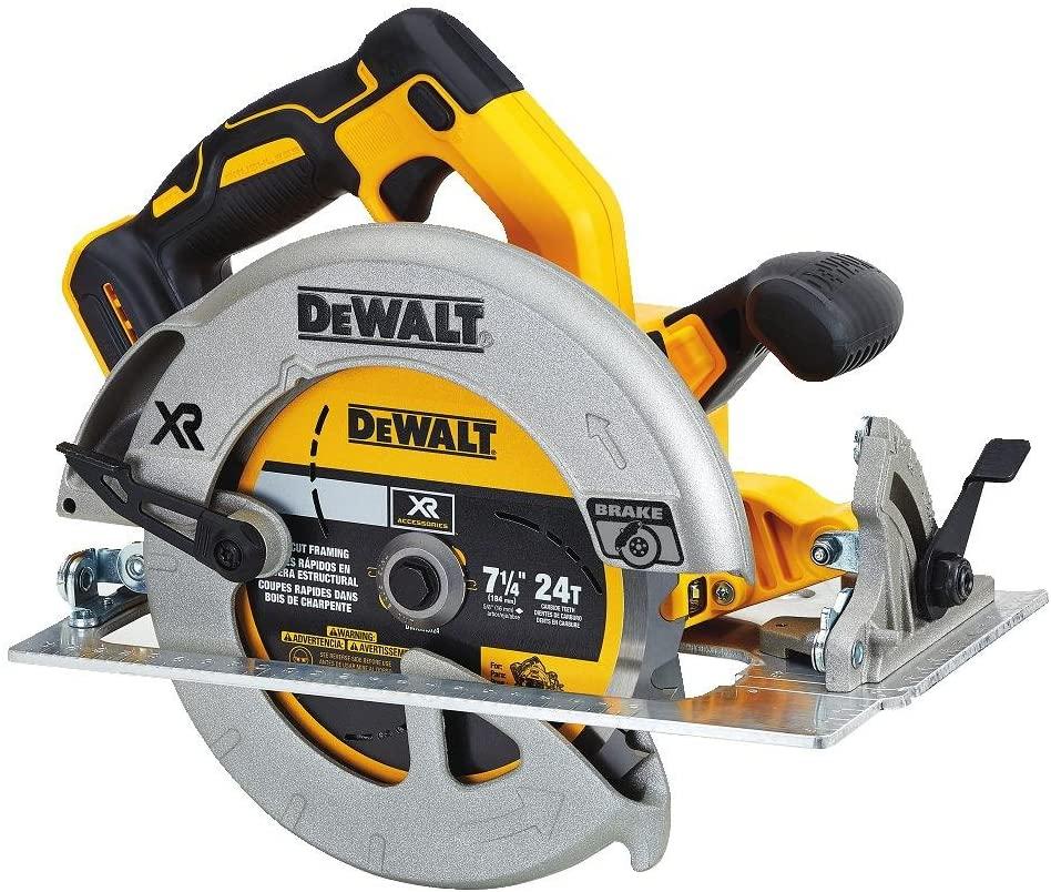 DEWALT Cordless Circular Saw with Brake